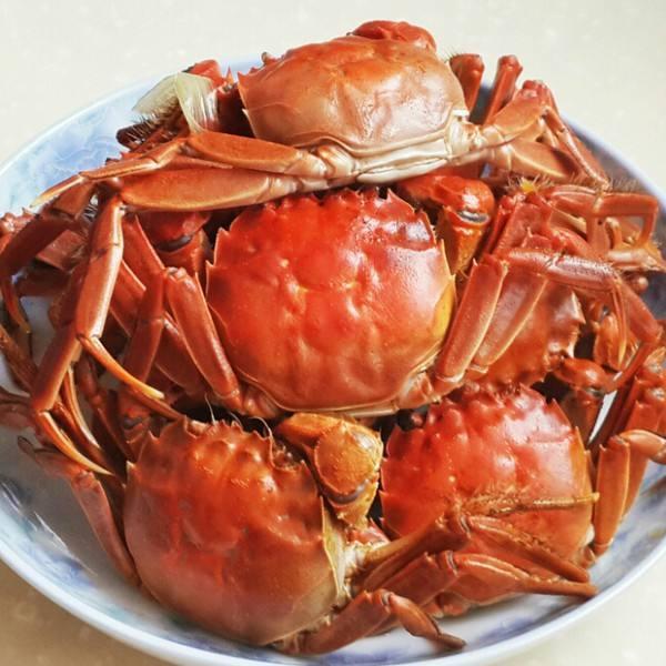 河蟹不能和红薯一起吃